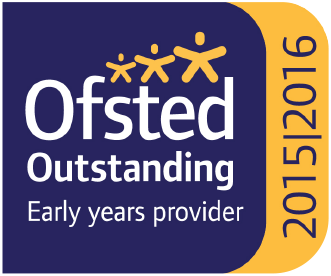 Ofsted Outstanding Early Years Provider award